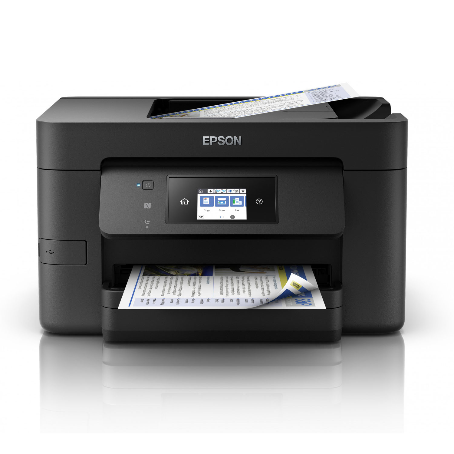 epson workforce wf 3720dwf imprimante multifonction. Black Bedroom Furniture Sets. Home Design Ideas
