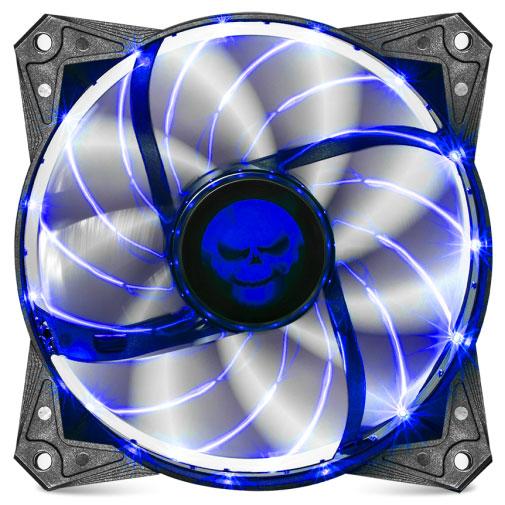 Ventilateur boîtier Spirit of Gamer AirFlow 120 mm Bleu Ventilateur de boîtier 120mm LED bleues