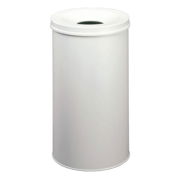 durable corbeille anti feu 60 litres gris poubelle et corbeille durable sur. Black Bedroom Furniture Sets. Home Design Ideas