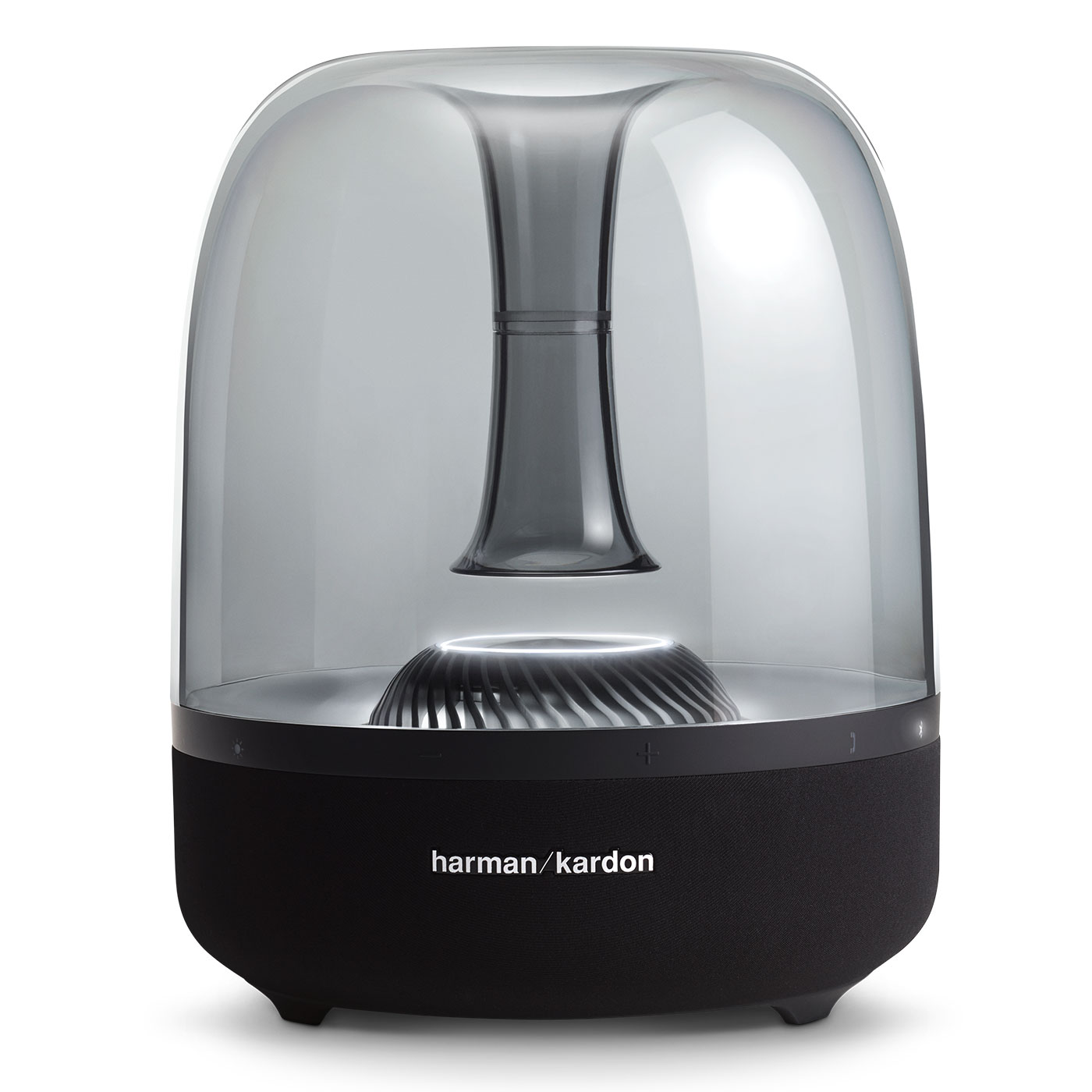 Enceinte Bluetooth Harman Kardon Aura Studio 2 Noir Enceinte sans fil Bluetooth avec micro intégré et éclairage ambiant