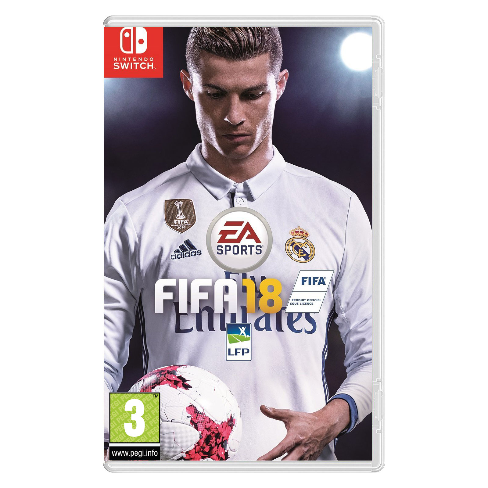 FIFA 18 SWITCH XCI/NSP + UPDATE - ISOSLAND : Games of the new generation