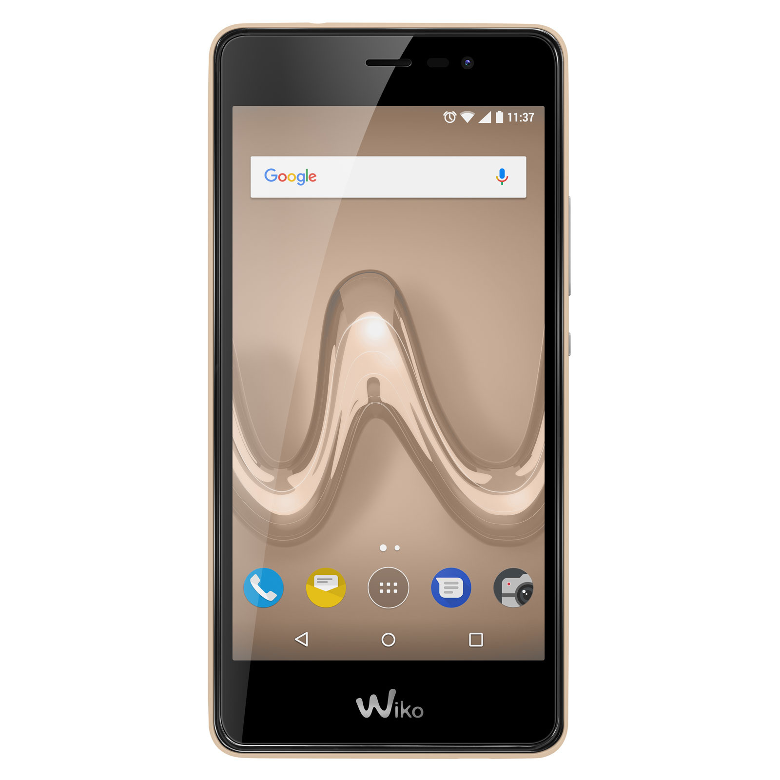 Wiko tommy 2 or mobile smartphone wiko sur for Photo ecran wiko