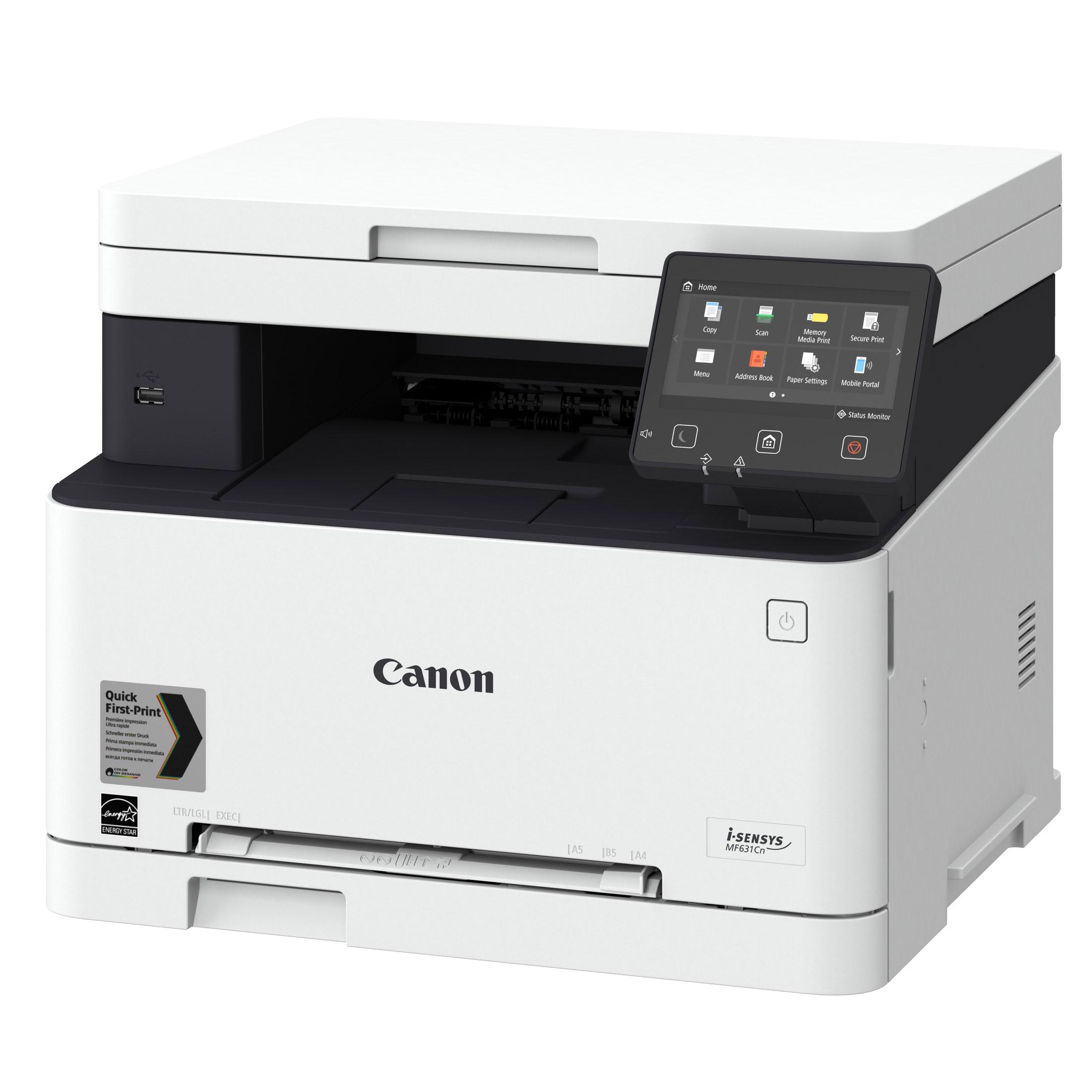 canon i sensys mf631cn imprimante multifonction canon. Black Bedroom Furniture Sets. Home Design Ideas