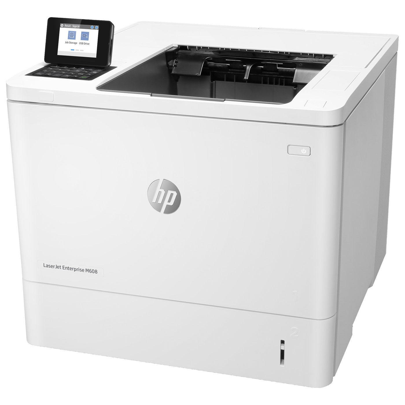 hp laserjet enterprise m608dn imprimante laser hp sur. Black Bedroom Furniture Sets. Home Design Ideas