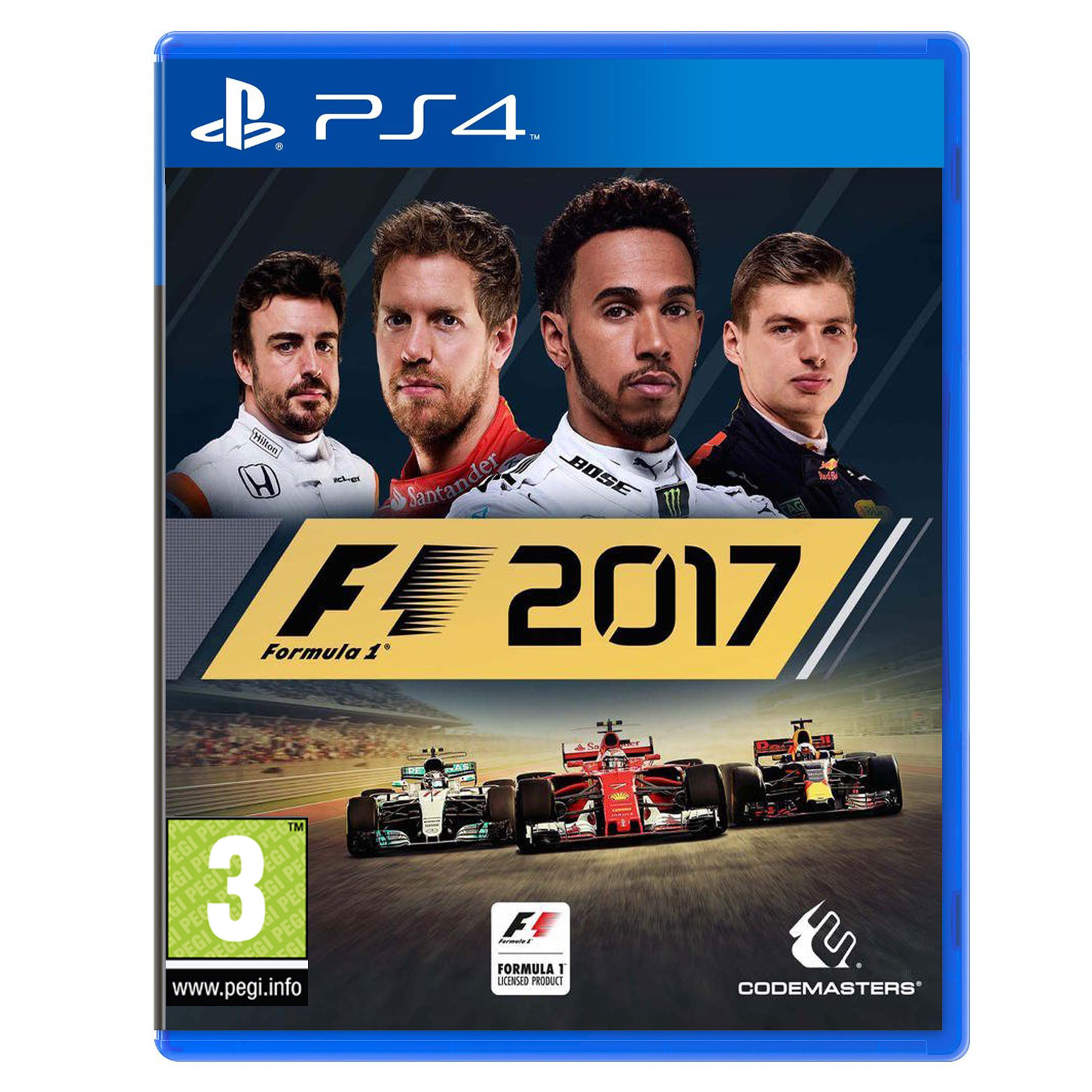 f1 2017 ps4 jeux ps4 codemasters sur. Black Bedroom Furniture Sets. Home Design Ideas