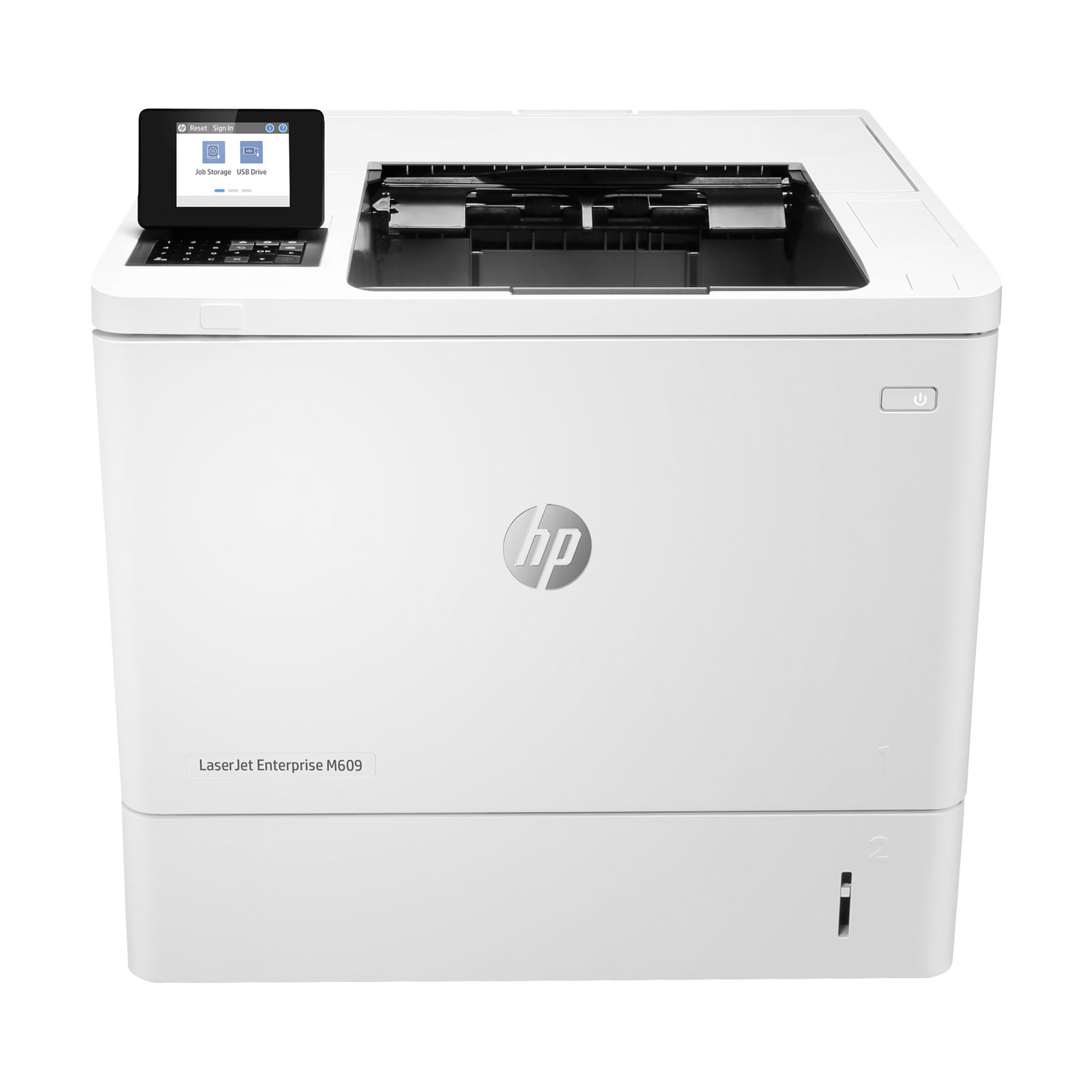 hp laserjet enterprise m609dn imprimante laser hp sur. Black Bedroom Furniture Sets. Home Design Ideas