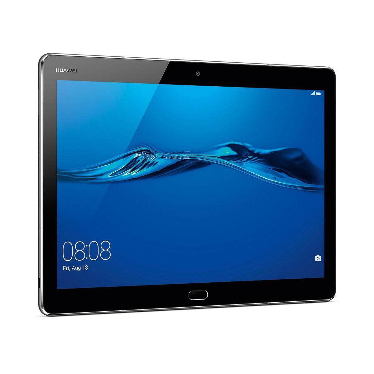 huawei mediapad m3 lite 10 gris wi fi tablette tactile huawei sur. Black Bedroom Furniture Sets. Home Design Ideas