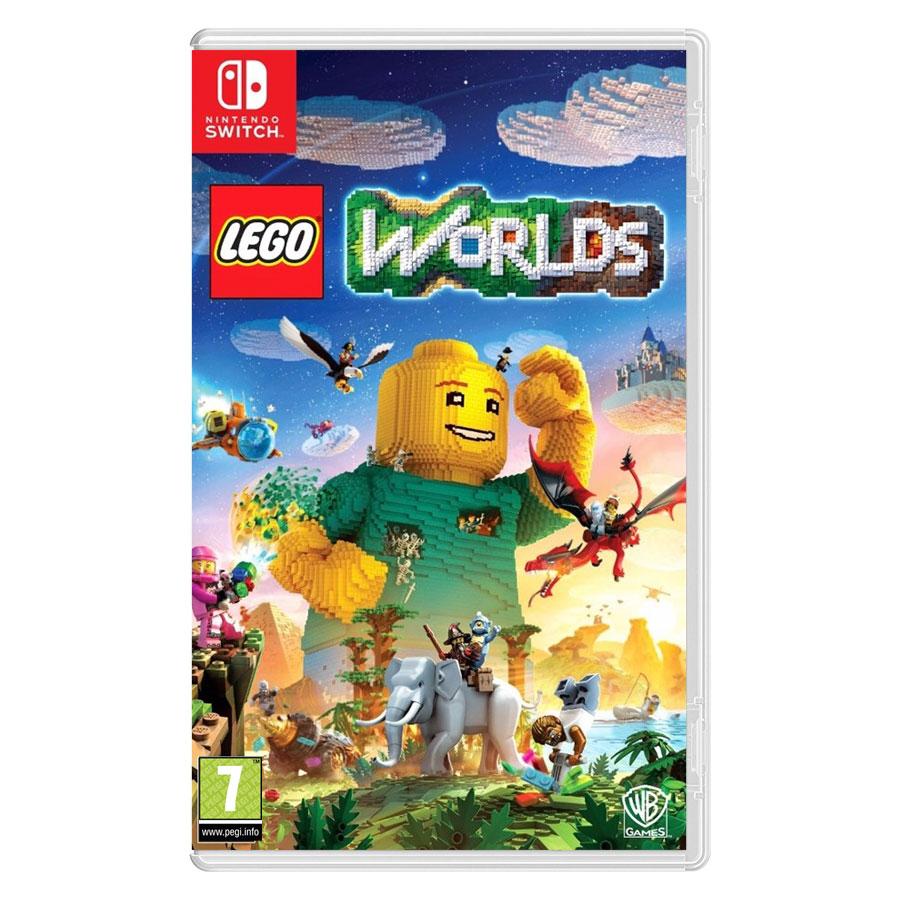 Lego worlds switch jeux nintendo switch warner bros games sur - Jeux de lego sur jeux info ...