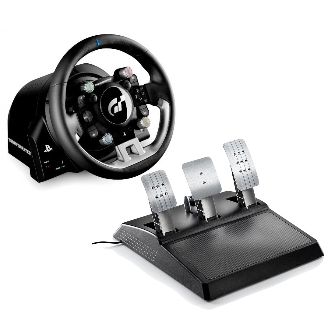 thrustmaster t gt volant pc thrustmaster sur. Black Bedroom Furniture Sets. Home Design Ideas