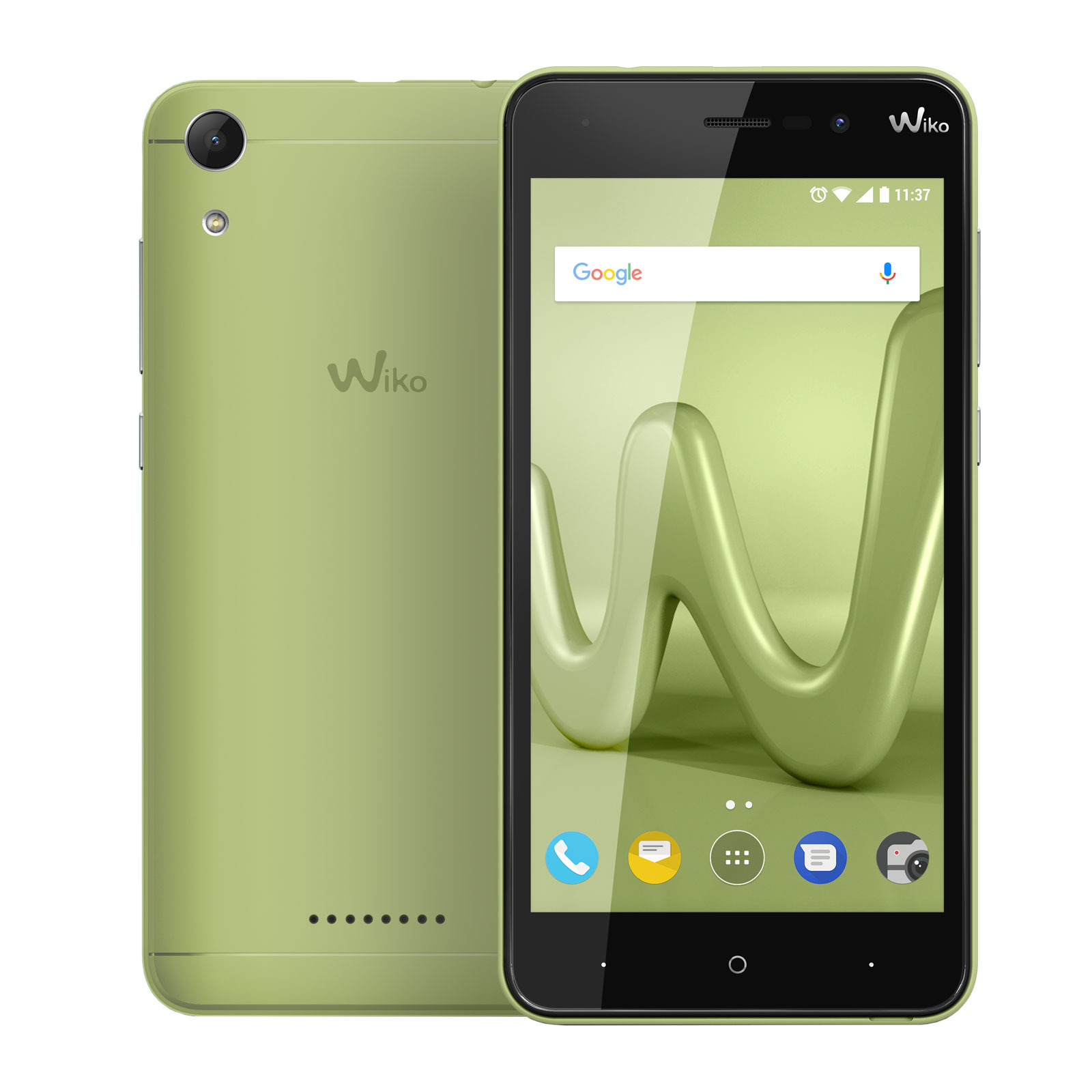 Wiko lenny 4 lime mobile smartphone wiko sur for Photo ecran wiko