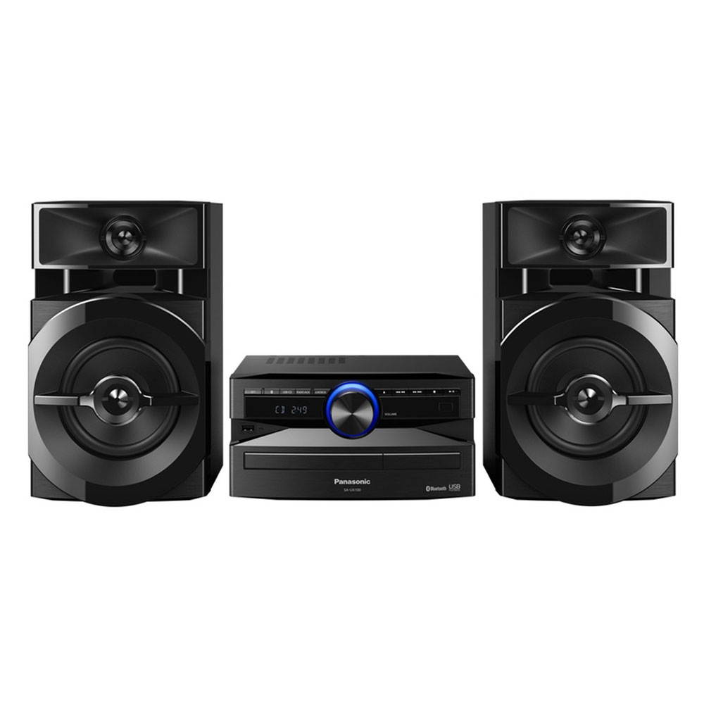 Chaîne Hifi Panasonic SC-UX100 Mini-chaîne CD/MP3 Bluetooth et port USB