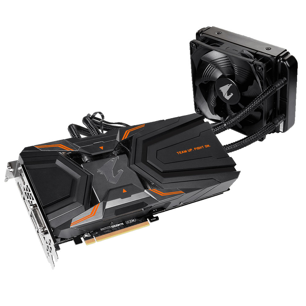 gigabyte aorus geforce gtx 1080 ti waterforce xtreme edition carte graphique gigabyte sur. Black Bedroom Furniture Sets. Home Design Ideas