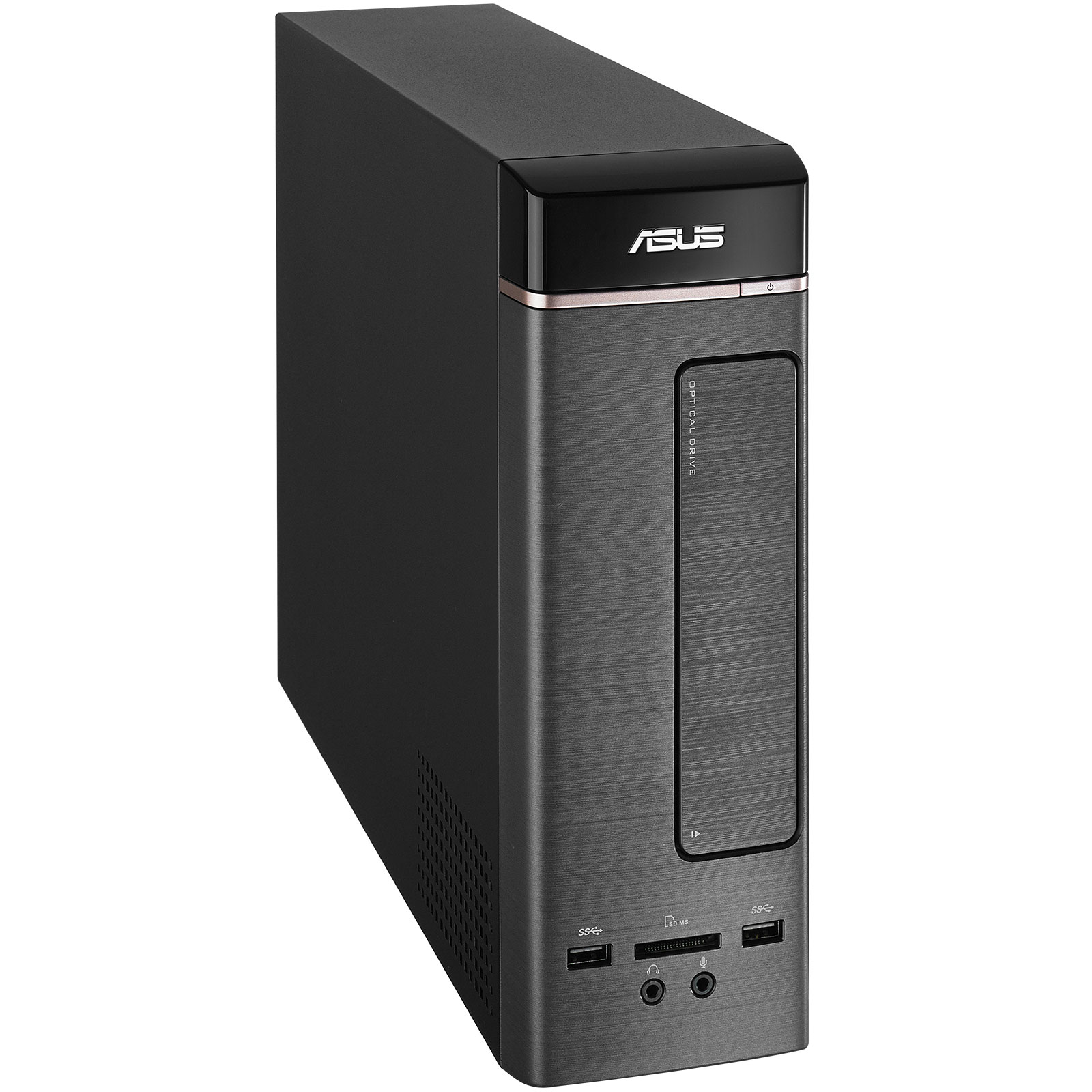 asus vivopc k20ce fr020t pc de bureau asus sur. Black Bedroom Furniture Sets. Home Design Ideas