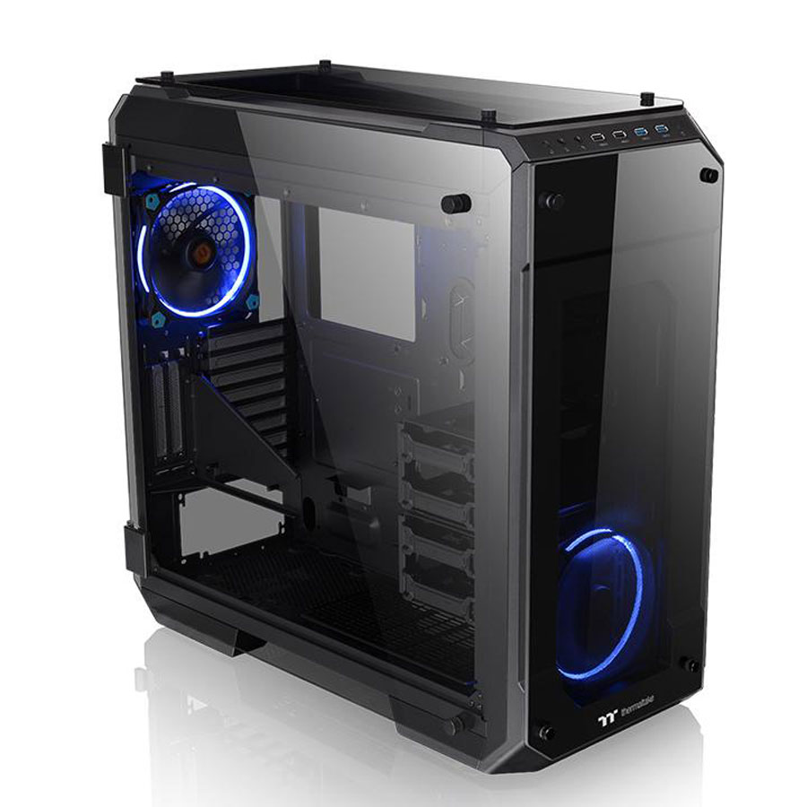 thermaltake view 71 tg bo tier pc thermaltake sur. Black Bedroom Furniture Sets. Home Design Ideas