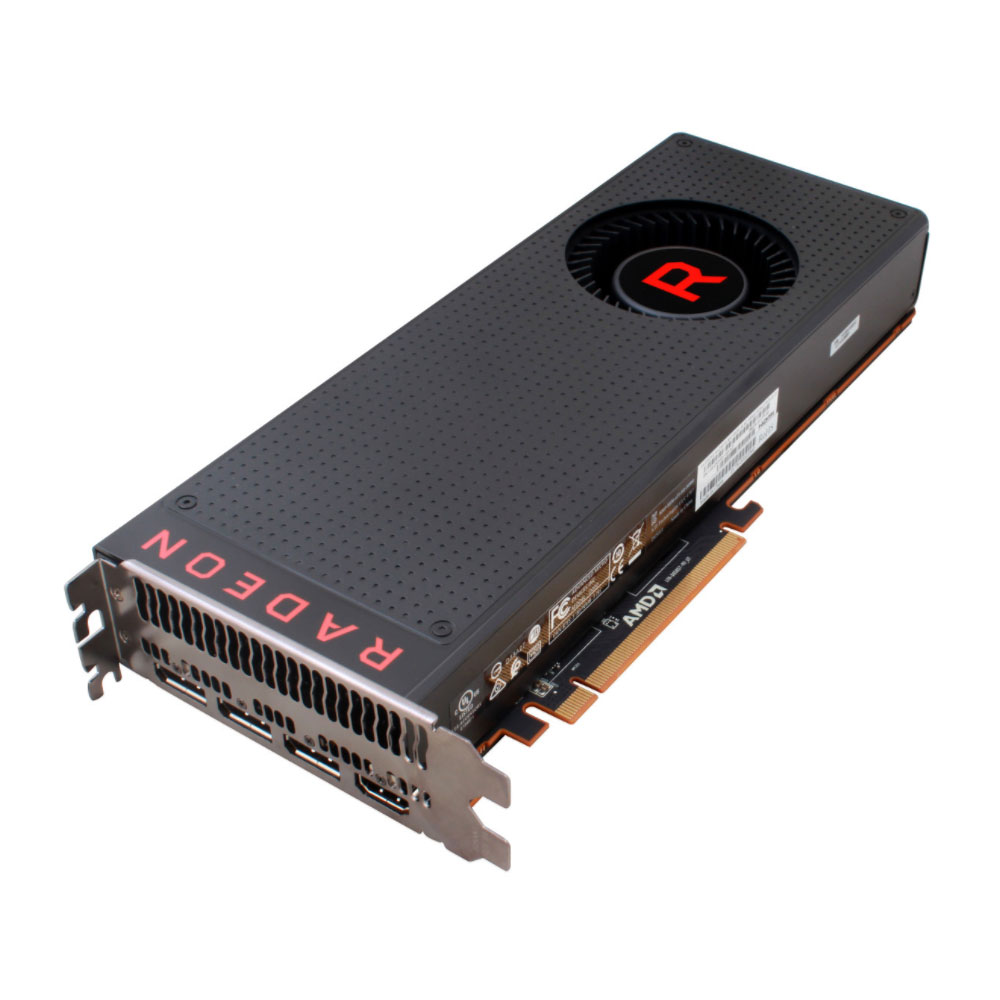 Carte graphique Sapphire Radeon RX Vega 56 8G HBM2 8 Go HDMI/Tri DisplayPort - PCI Express (AMD Radeon RX Vega 56)