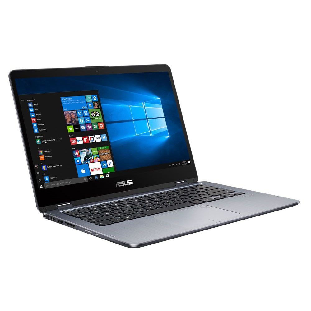 asus vivobook flip tp410ua ec229t pc portable asus sur. Black Bedroom Furniture Sets. Home Design Ideas