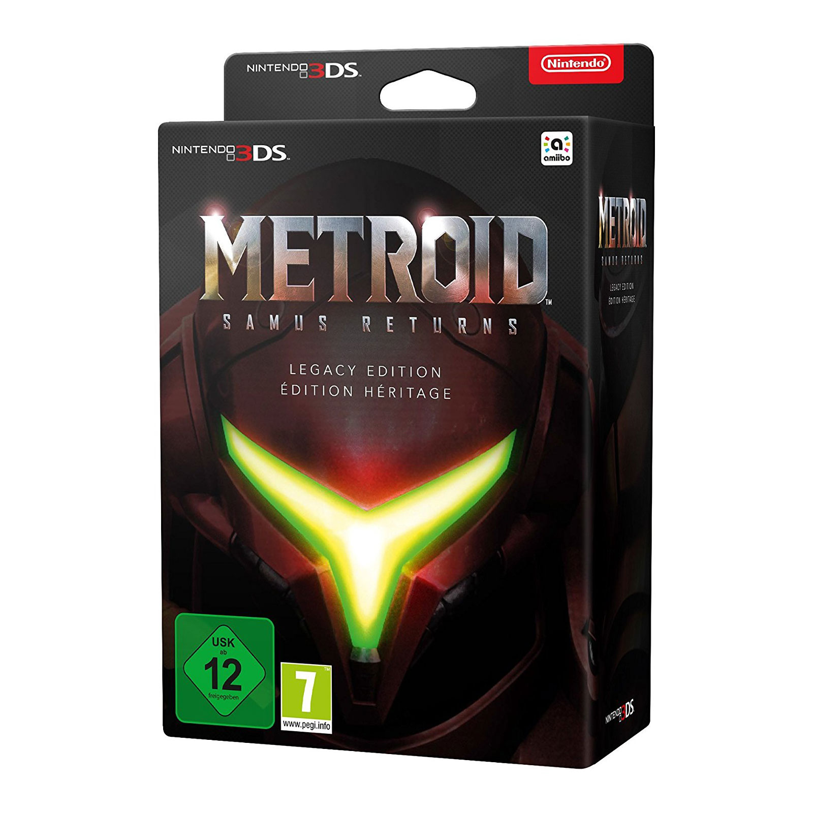 Jeux Nintendo 3DS Metroid: Samus Returns - Edition Héritage (Nintendo 3DS/2DS) Metroid: Samus Returns - Edition Héritage (Nintendo 3DS/2DS)