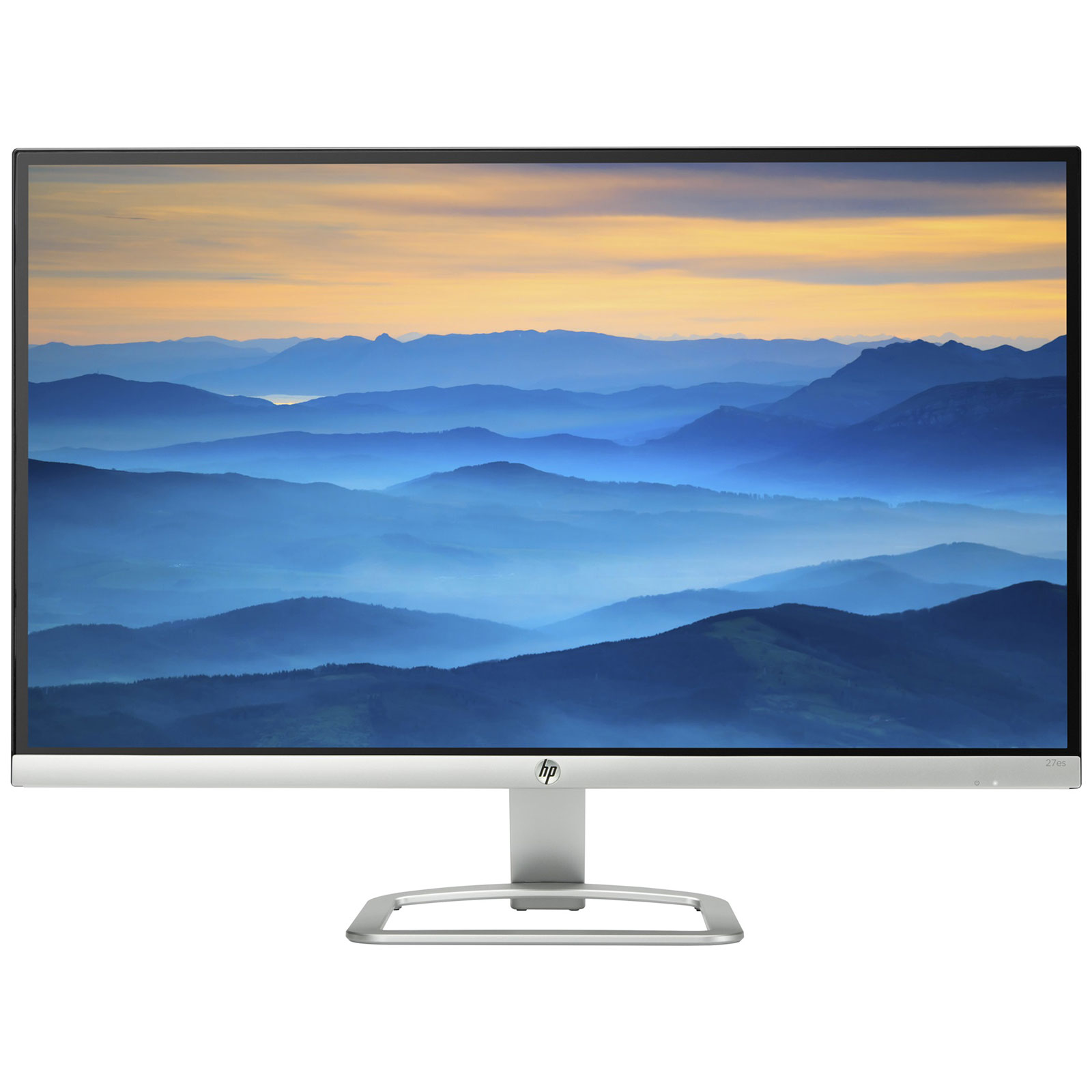 Hp 27 led 27es ecran pc hp sur for Ecran ips 27