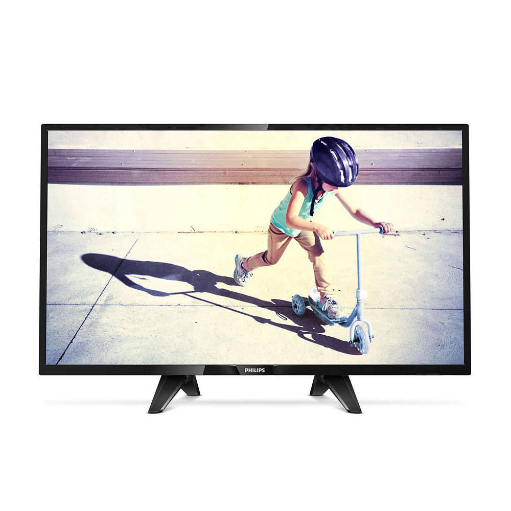 "TV Philips 32PFS4132 Téléviseur LED Full HD 32"" (81 cm) 16/9 - 1920 x 1080 - HDTV 1080p - HDMI - 200 Hz"