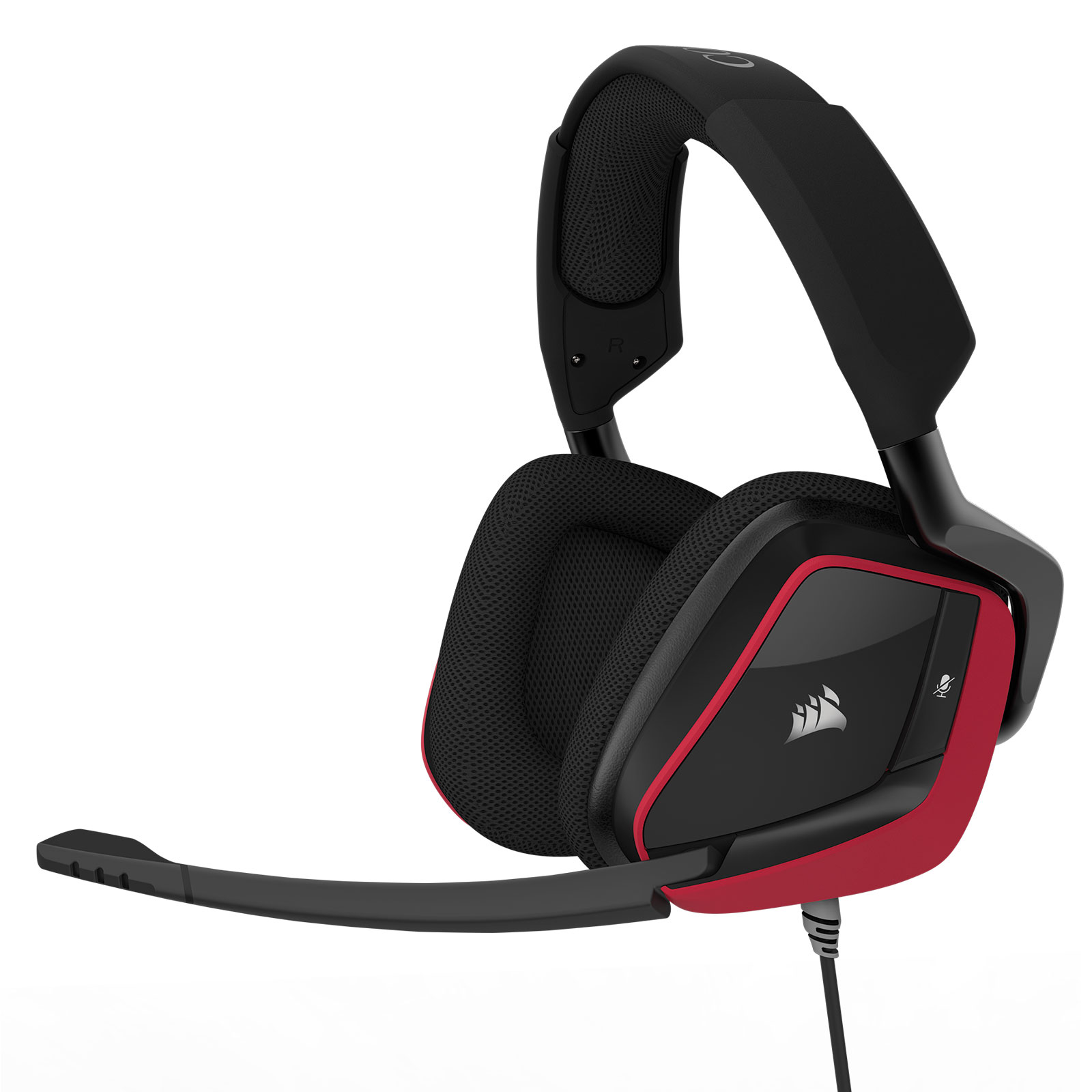 corsair gaming void pro surround usb rouge micro. Black Bedroom Furniture Sets. Home Design Ideas