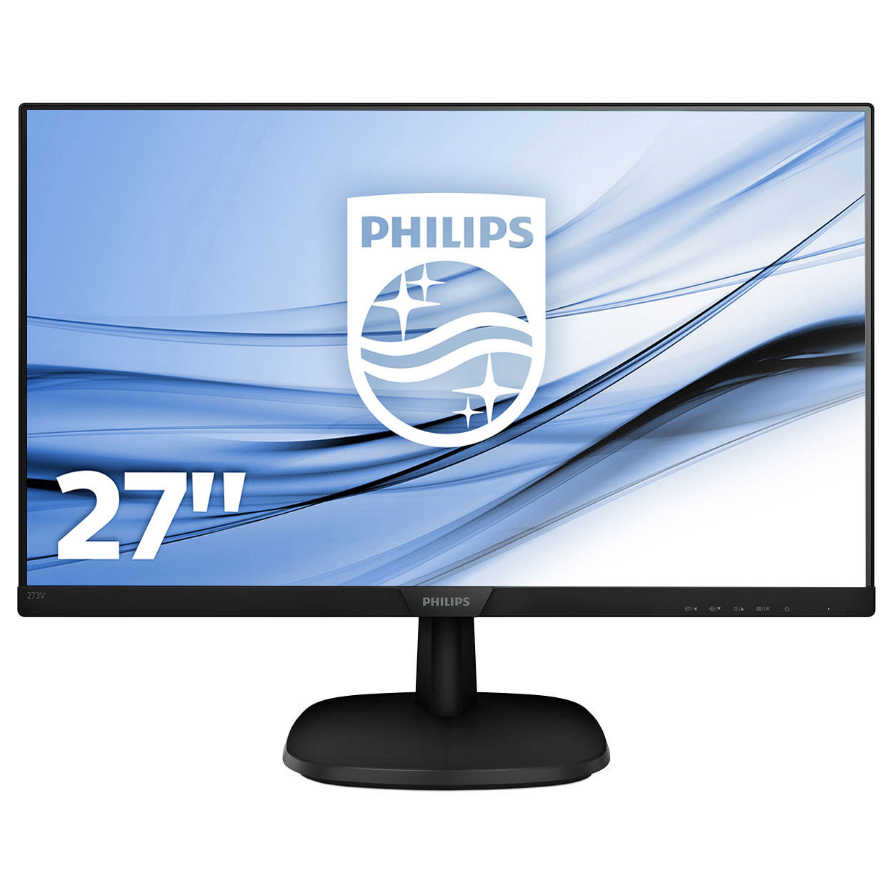 Philips 27 led 273v7qdsb 00 ecran pc philips sur for Dalle ips 27 pouces