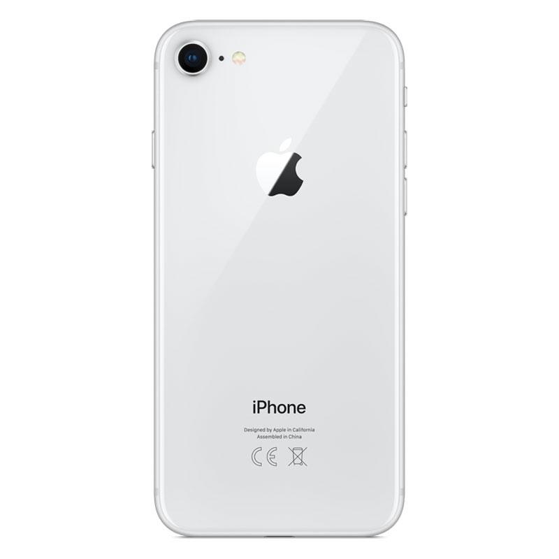 apple iphone 8 256 go argent mobile smartphone apple sur. Black Bedroom Furniture Sets. Home Design Ideas