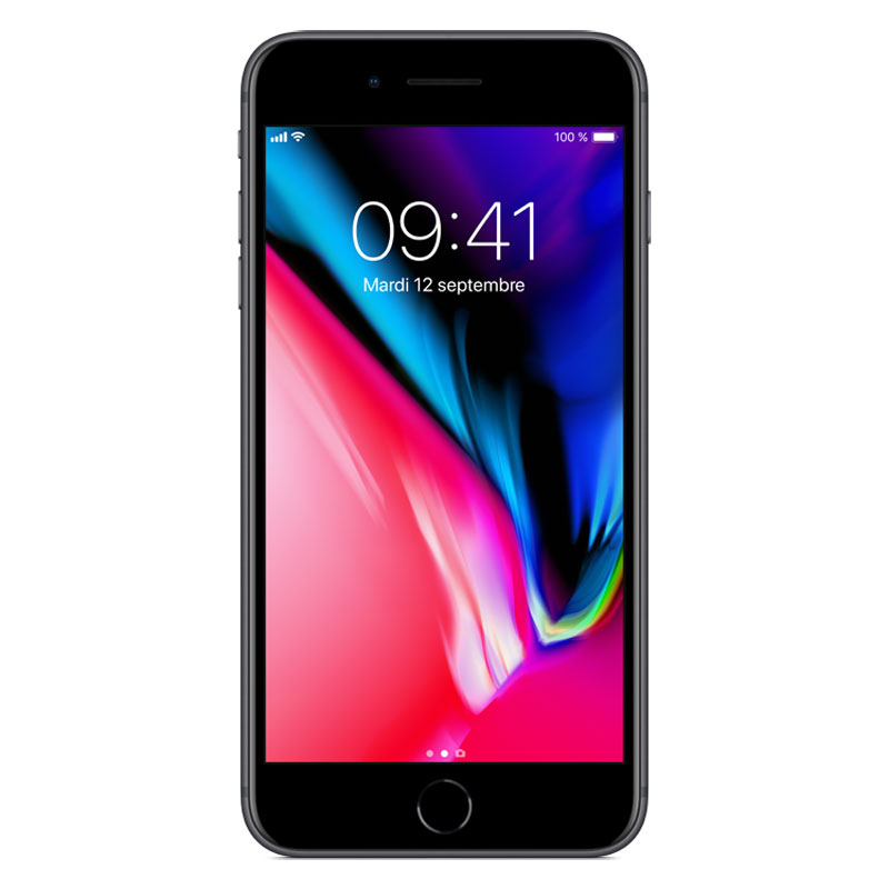 08354044da8e Mobile   smartphone Apple iPhone 8 Plus 64 Go Gris Sidéral Smartphone  4G-LTE Advanced