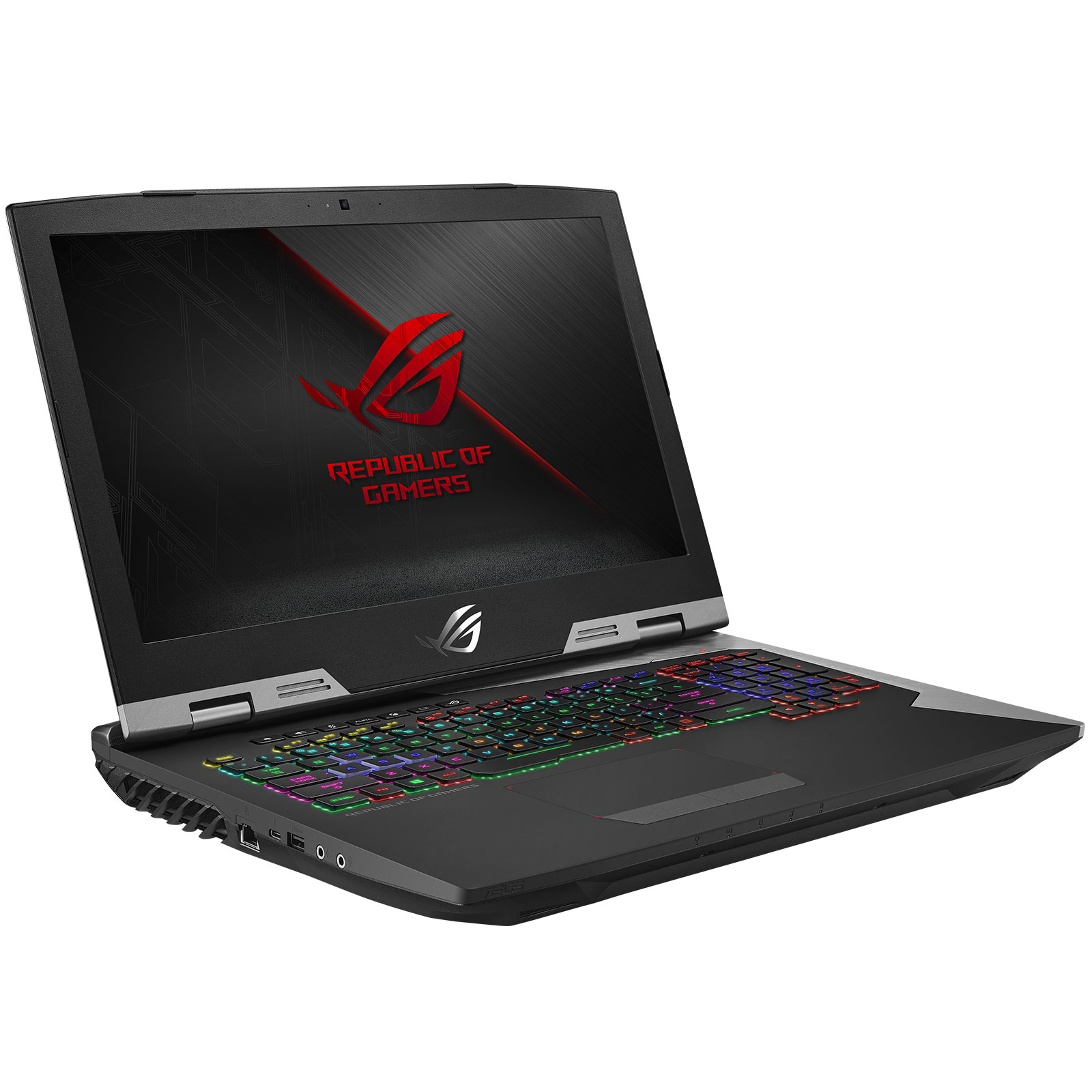 asus rog chimera g703vi e5011t pc portable asus sur. Black Bedroom Furniture Sets. Home Design Ideas