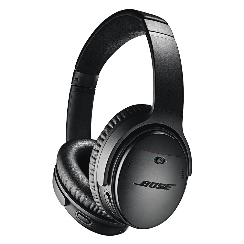 bose quietcomfort 35 ii wireless noir casque bose sur. Black Bedroom Furniture Sets. Home Design Ideas