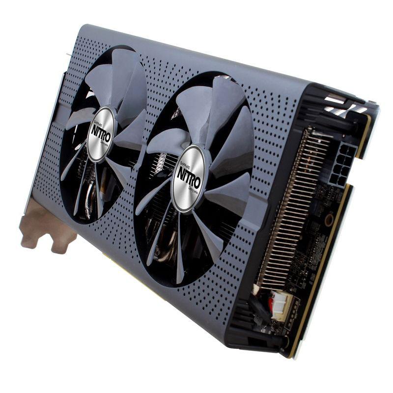 Carte graphique Sapphire Radeon RX 470 8G Mining Edition 8 Go - PCI Express (AMD Radeon RX 470 - Version bulk - Garantie 6 mois)