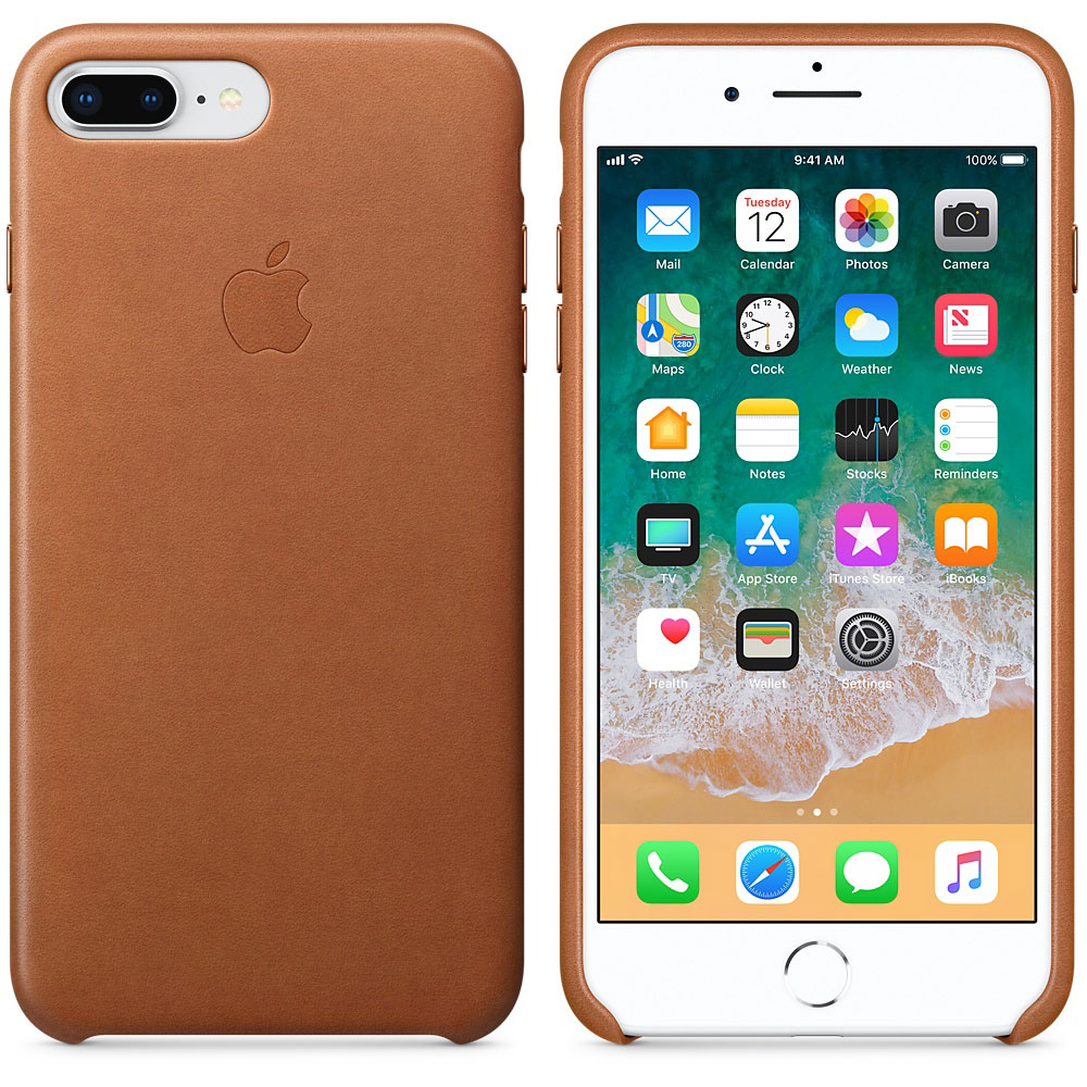 cuir coque iphone 7