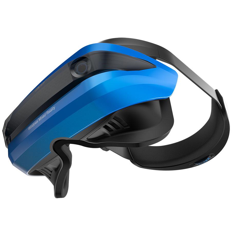 Casque Réalité Virtuelle Acer Windows Mixed Reality Casque de Réalité Mixte + 2 manettes sans fil avec capteurs intégrés