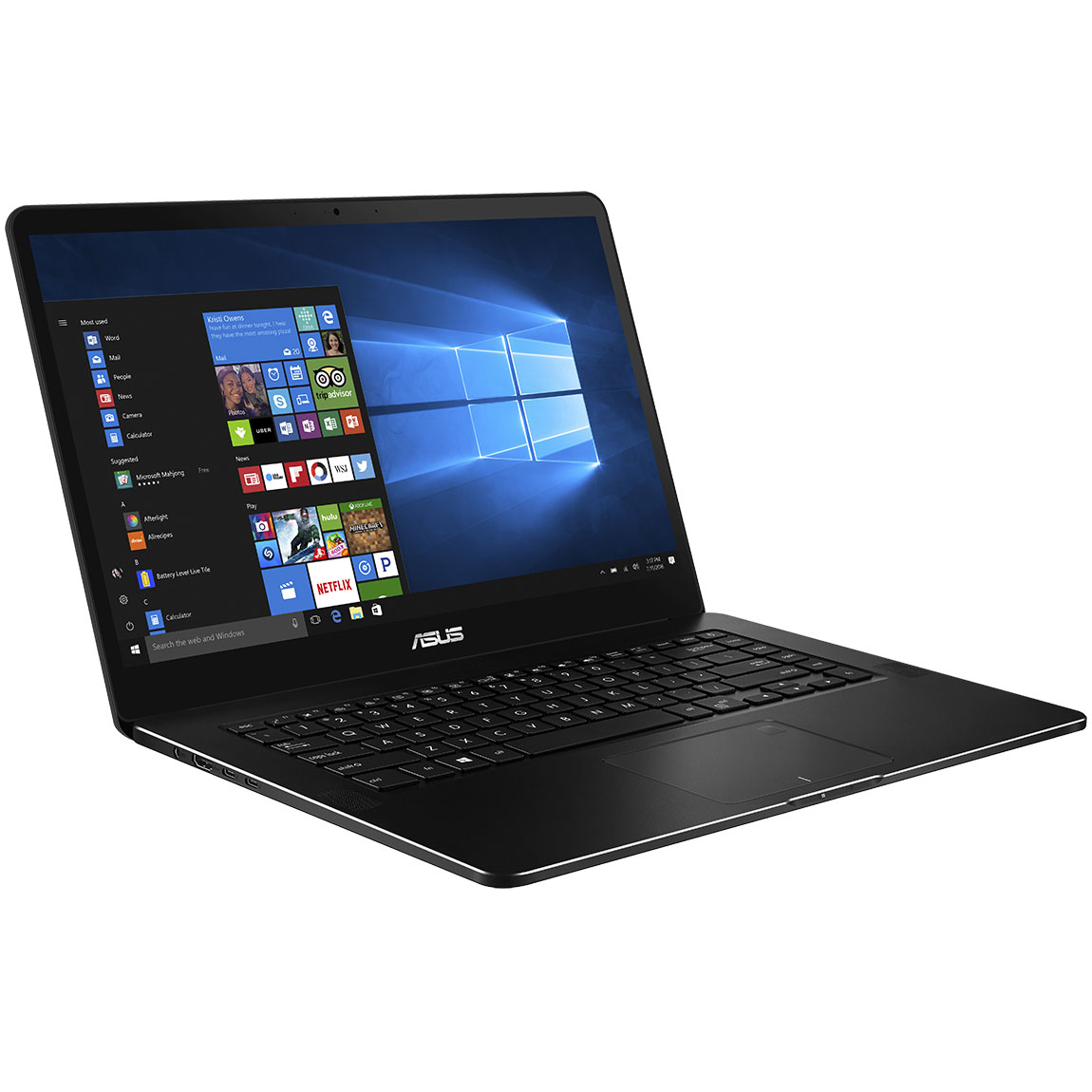 asus zenbook pro ux550vd bo098rb pc portable asus sur. Black Bedroom Furniture Sets. Home Design Ideas
