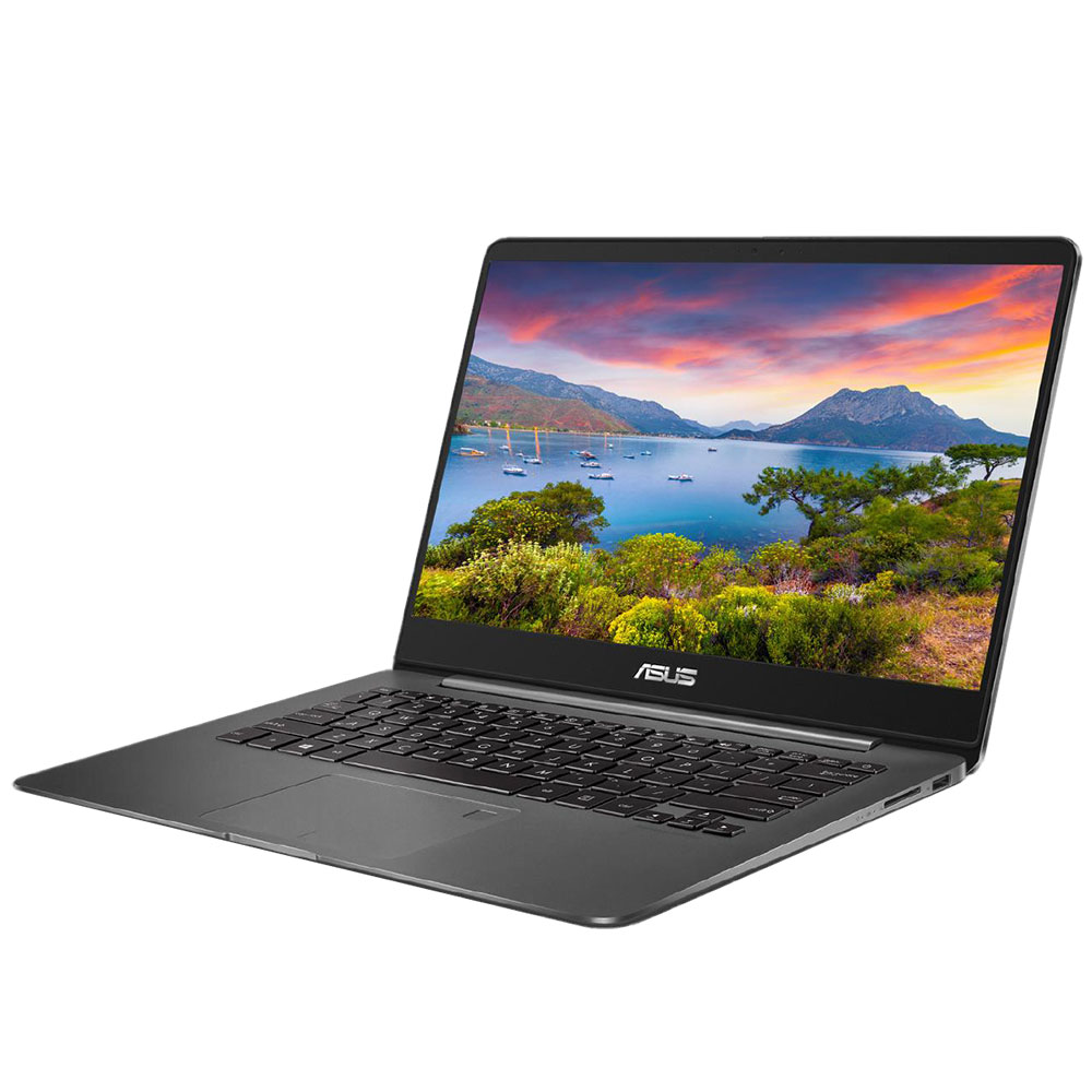 "PC portable ASUS Zenbook UX430UN-GV031T Intel Core i7-8550U 16 Go SSD 512 Go 14"" LED Full HD NVIDIA GeForce MX150 Wi-Fi AC/Bluetooth Webcam Windows 10 Famille 64 bits (garantie constructeur 2 ans)"