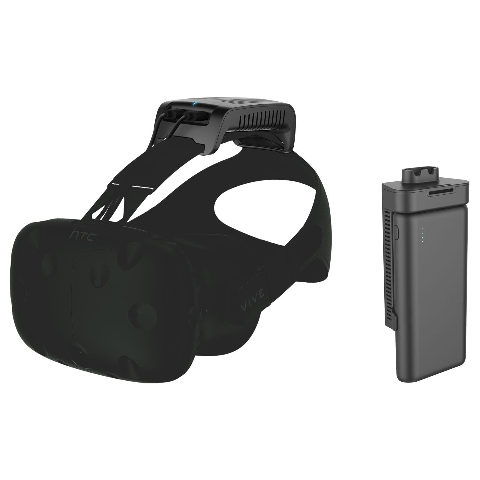 Casque Réalité Virtuelle TPCAST Wireless Adaptor HTC Vive Adaptateur sans fil pour HTC Vive