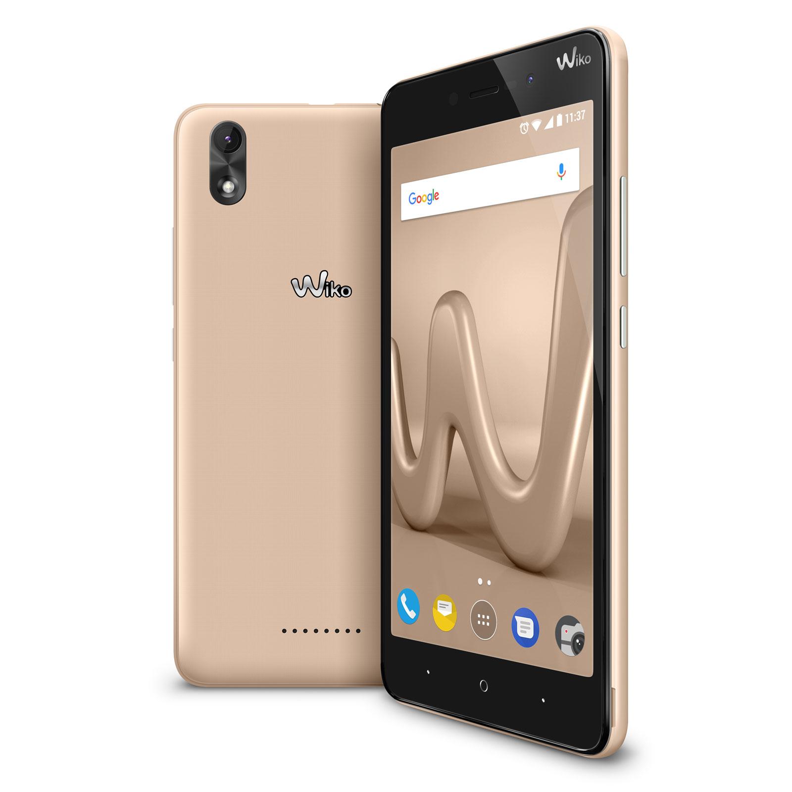 Wiko lenny 4 plus or mobile smartphone wiko sur for Photo ecran wiko