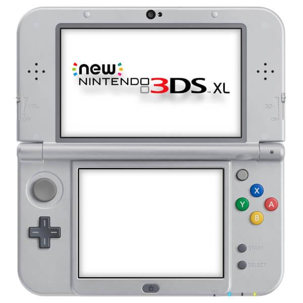 Nintendo new 3ds xl super nes edition console nintendo 3ds nintendo sur - Console de jeux portable tactile ...