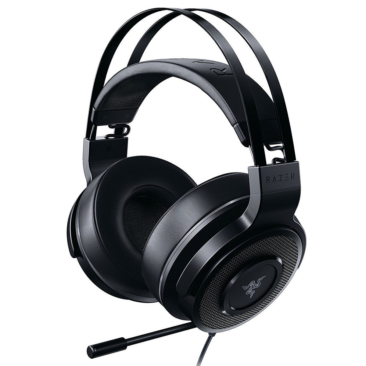 razer thresher tournament edition micro casque razer sur. Black Bedroom Furniture Sets. Home Design Ideas