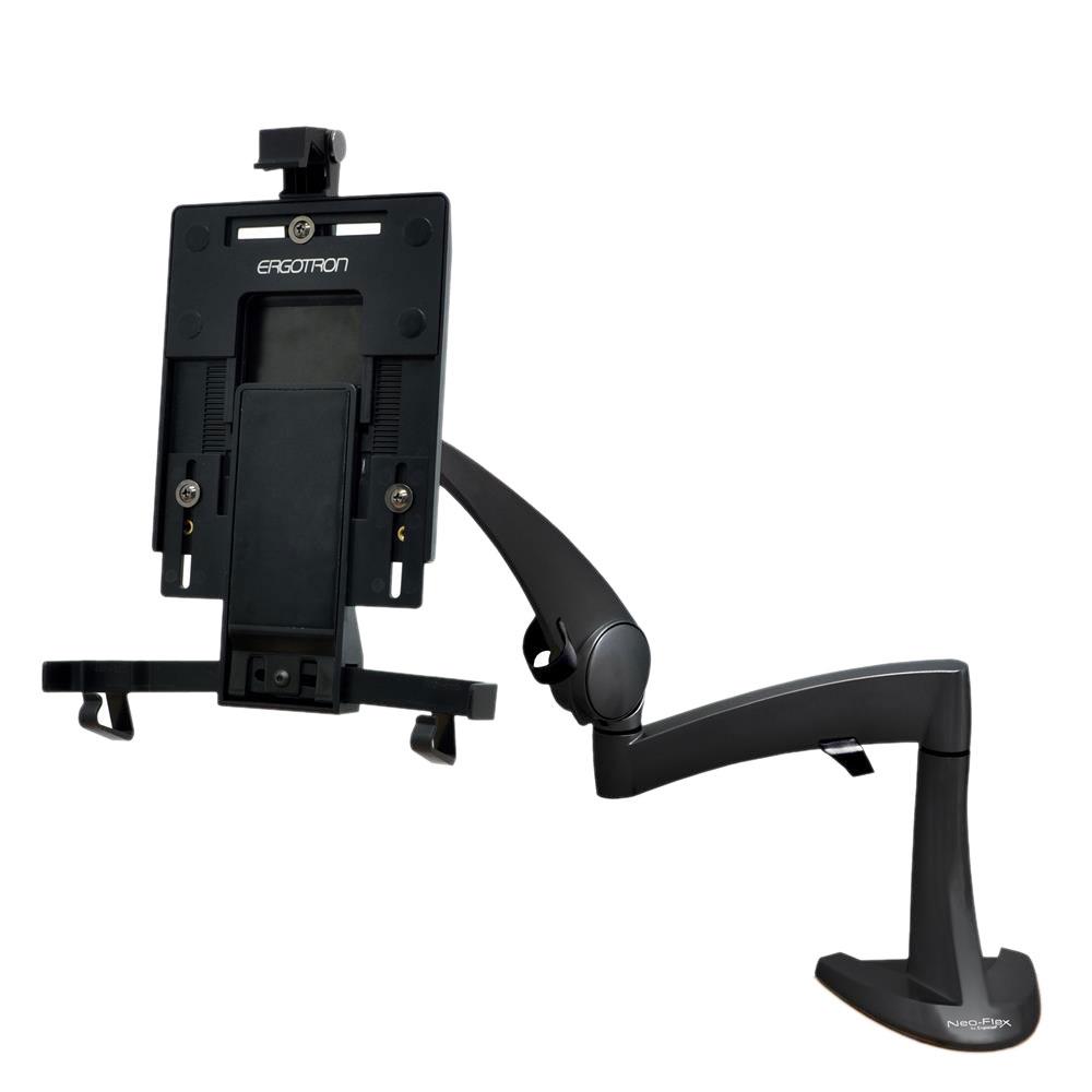Ergotron Bras De Montage Tablette Sur Bureau Neo Flex