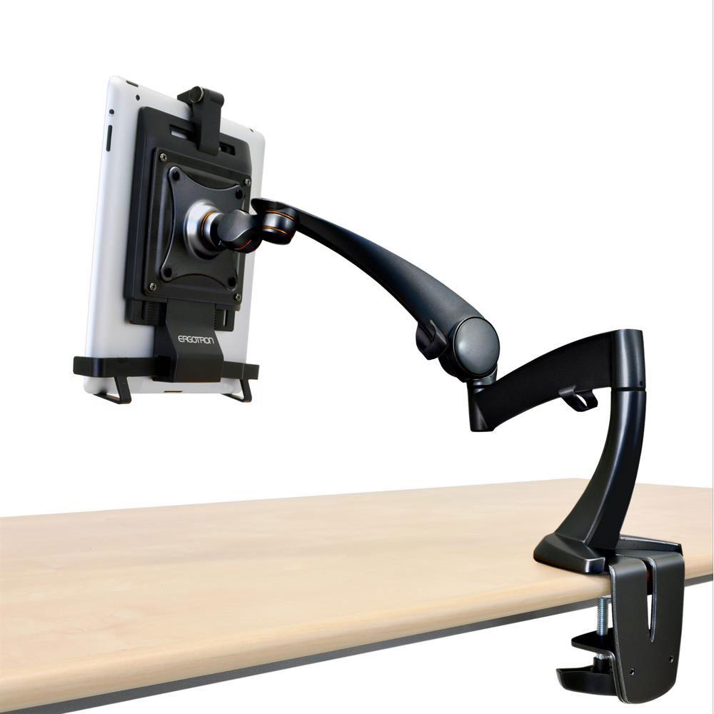 ergotron bras de montage tablette sur bureau neo flex. Black Bedroom Furniture Sets. Home Design Ideas