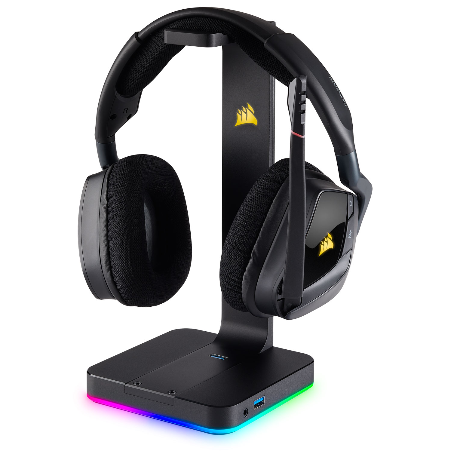Corsair st100 rgb casque corsair sur for Le meuble headsets