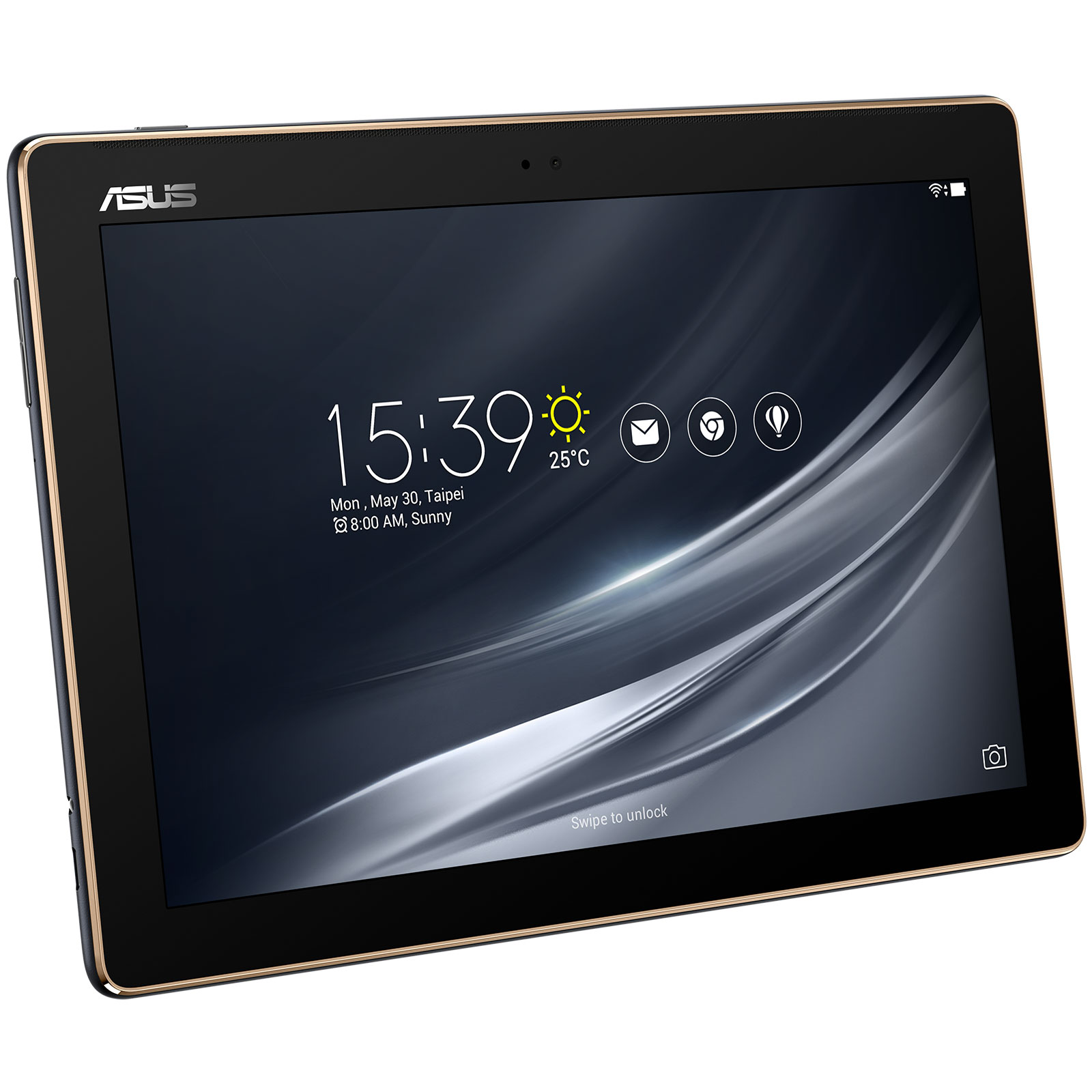 asus zenpad 10 z301mf 1d009a bleu tablette tactile asus sur. Black Bedroom Furniture Sets. Home Design Ideas