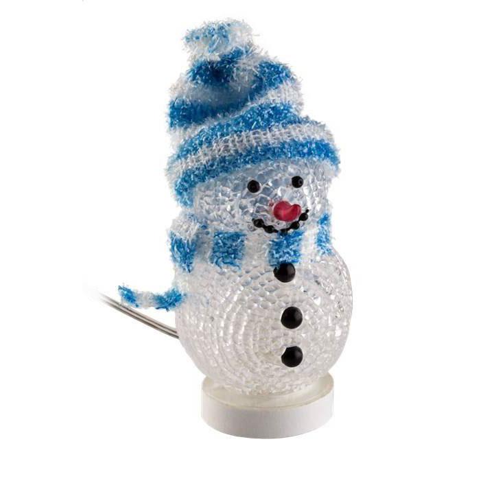 Goobay bonhomme de neige usb goodies goobay sur - Bonhomme de neige decoration exterieure ...