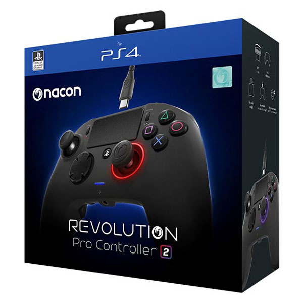 nacon revolution pro controller 2 accessoires ps4 nacon. Black Bedroom Furniture Sets. Home Design Ideas