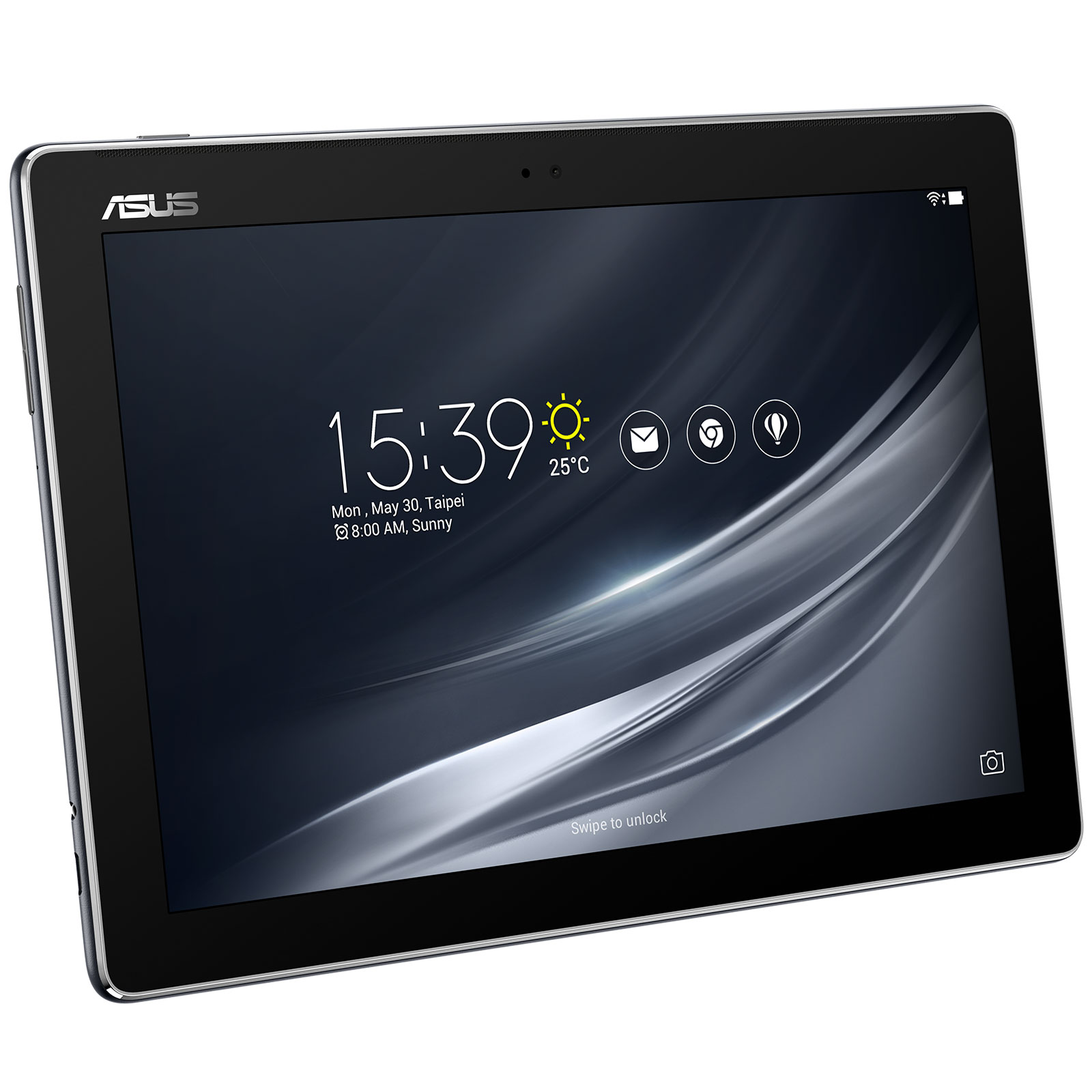 asus zenpad 10 z301m 1d008a gris tablette tactile asus. Black Bedroom Furniture Sets. Home Design Ideas