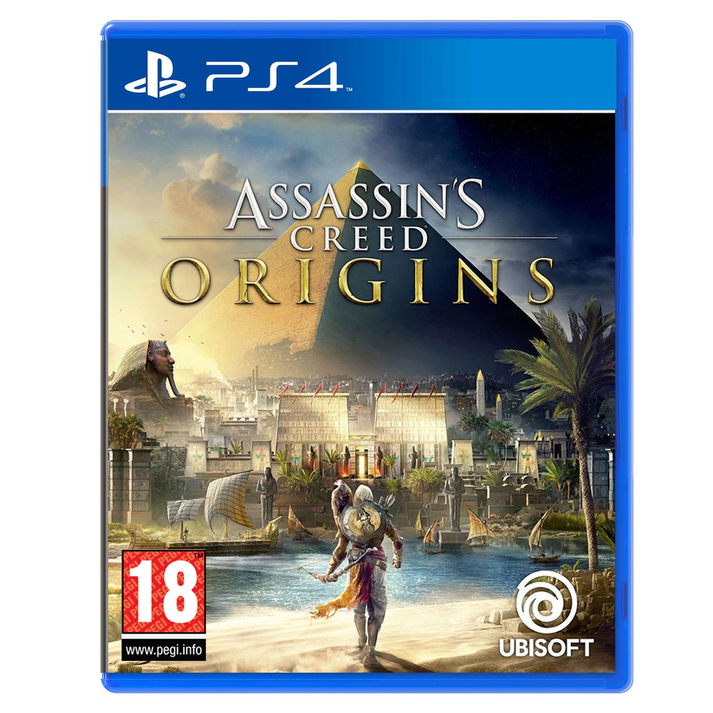 assassin 39 s creed origins ps4 jeux ps4 ubisoft sur. Black Bedroom Furniture Sets. Home Design Ideas