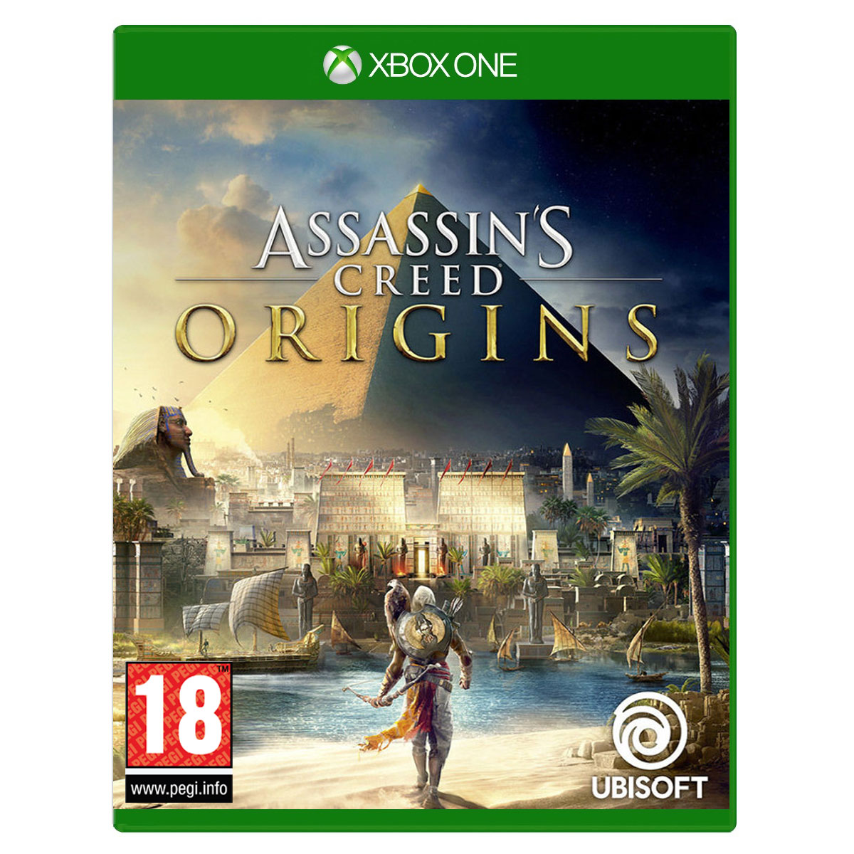 Jeux Xbox One Assassin's Creed : Origins (Xbox One) Assassin's Creed : Origins (Xbox One)