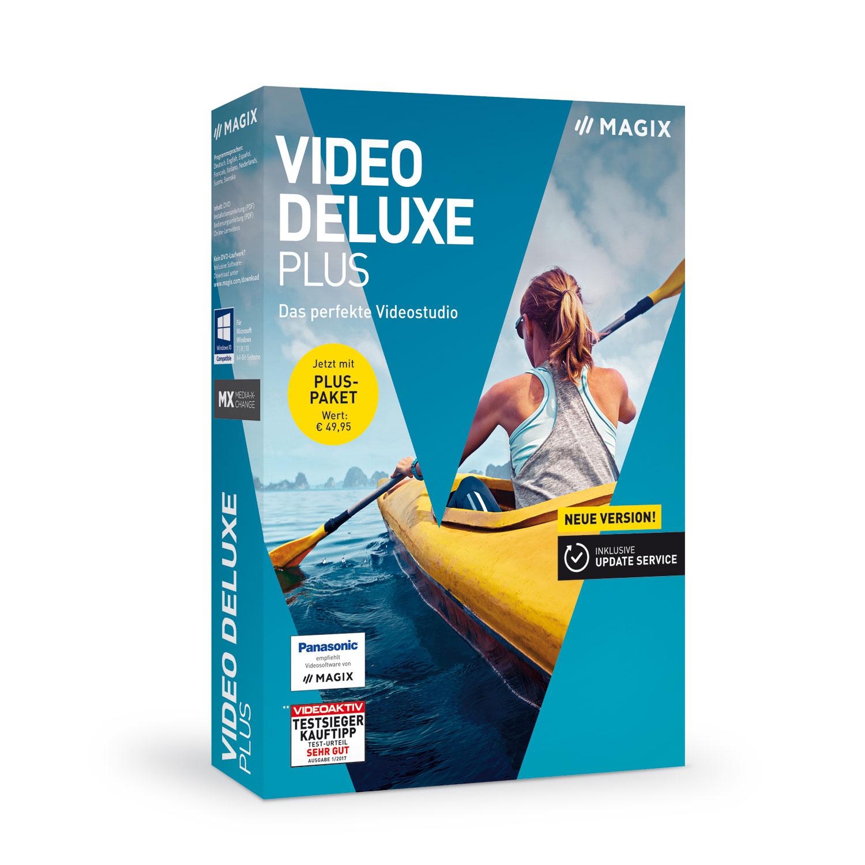Video Deluxe Magix