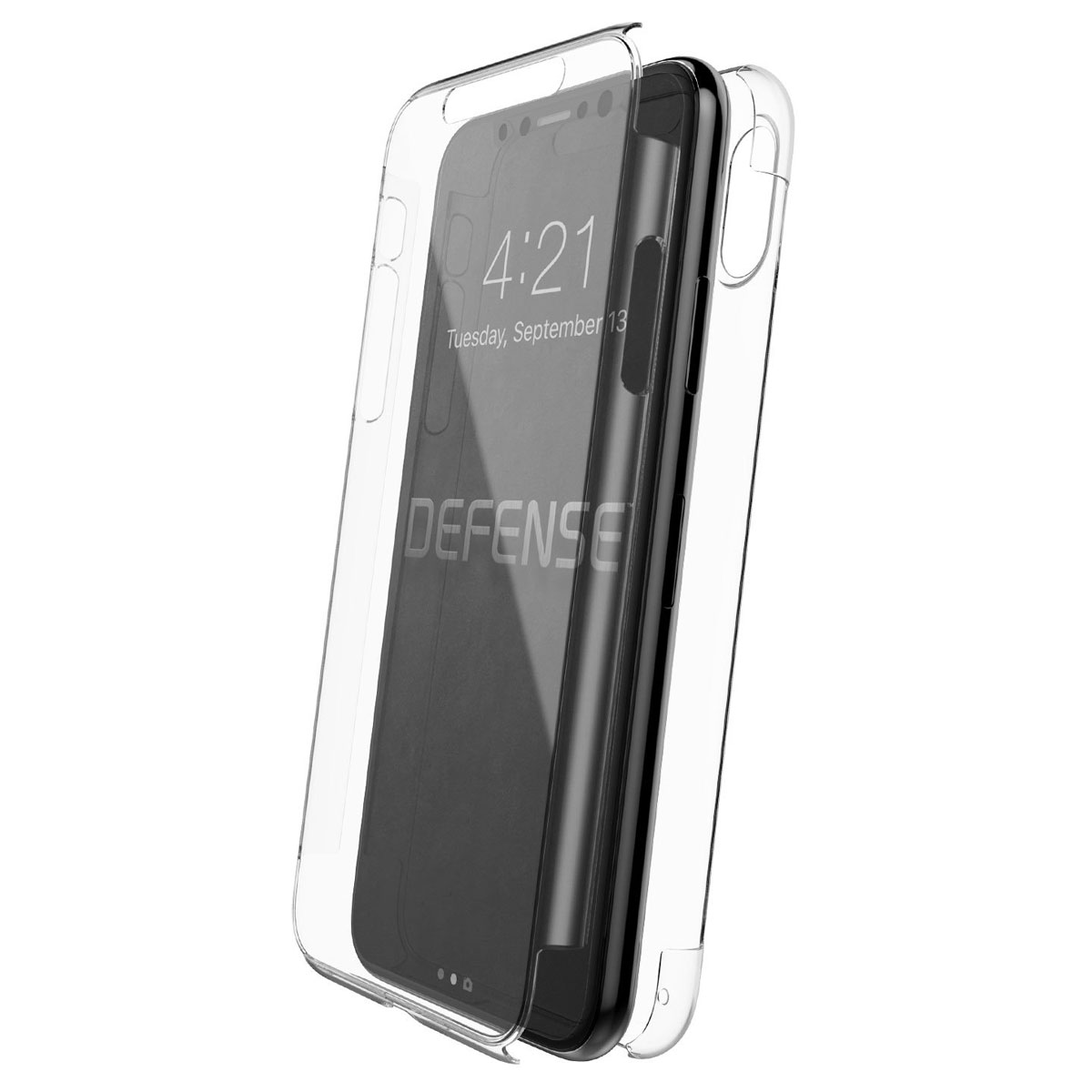 coque iphone x 360 protection