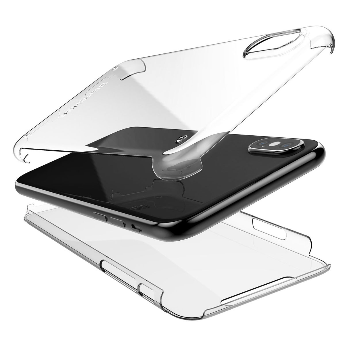 coque iphone x 360